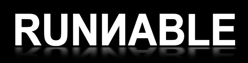 Λογότυπο Runnable
